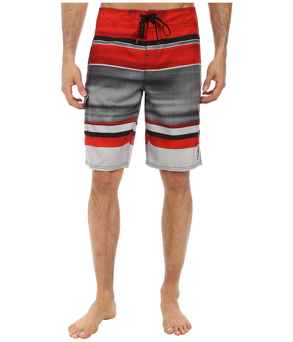 O'Neill - Trinidad Boardshort (Red) Men's Swimwear