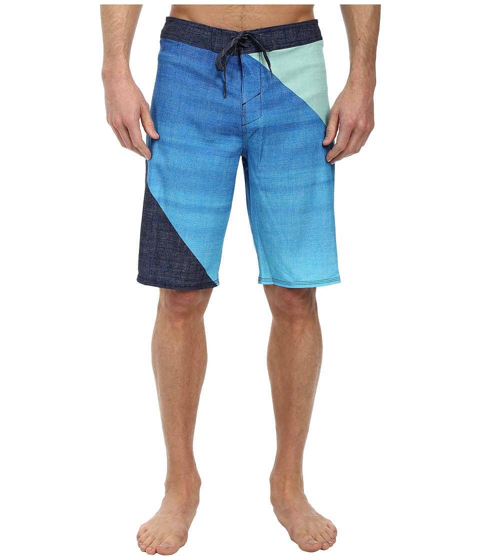 O'Neill - Obtuse Boardshort (Lumo Blue) Men's Swimwear