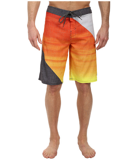 O'Neill - Obtuse Boardshort (Lumo Orange) Men's Swimwear