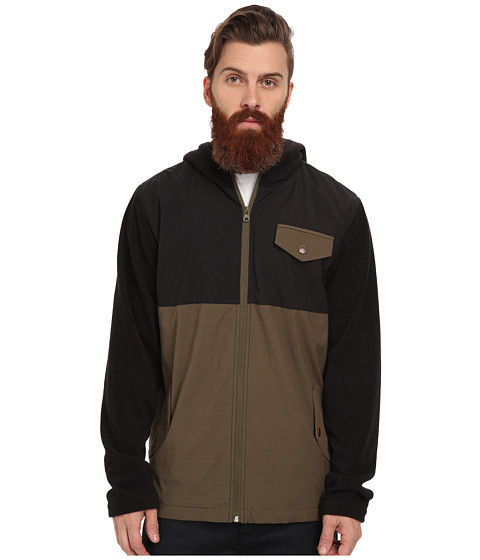 O'Neill - Descender Jacket (Military) Men's Coat