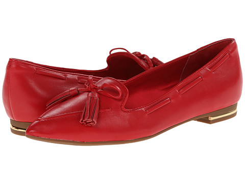 Isaac Mizrahi New York - Gillie (Candy Apple Red) Women's Shoes