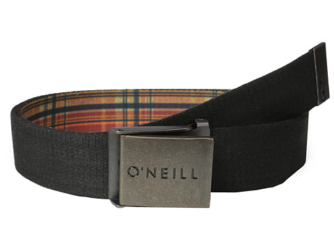 O'Neill - Sherm Belt (Black) Men's Belts
