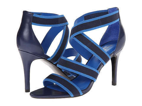 Isaac Mizrahi New York - Pennie (Navy/Blue) High Heels