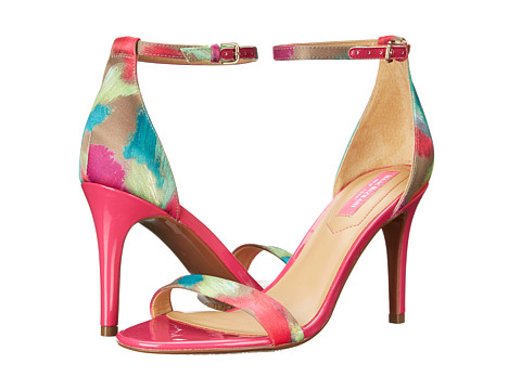 Isaac Mizrahi New York - Popular 3 (Pink Multi) High Heels