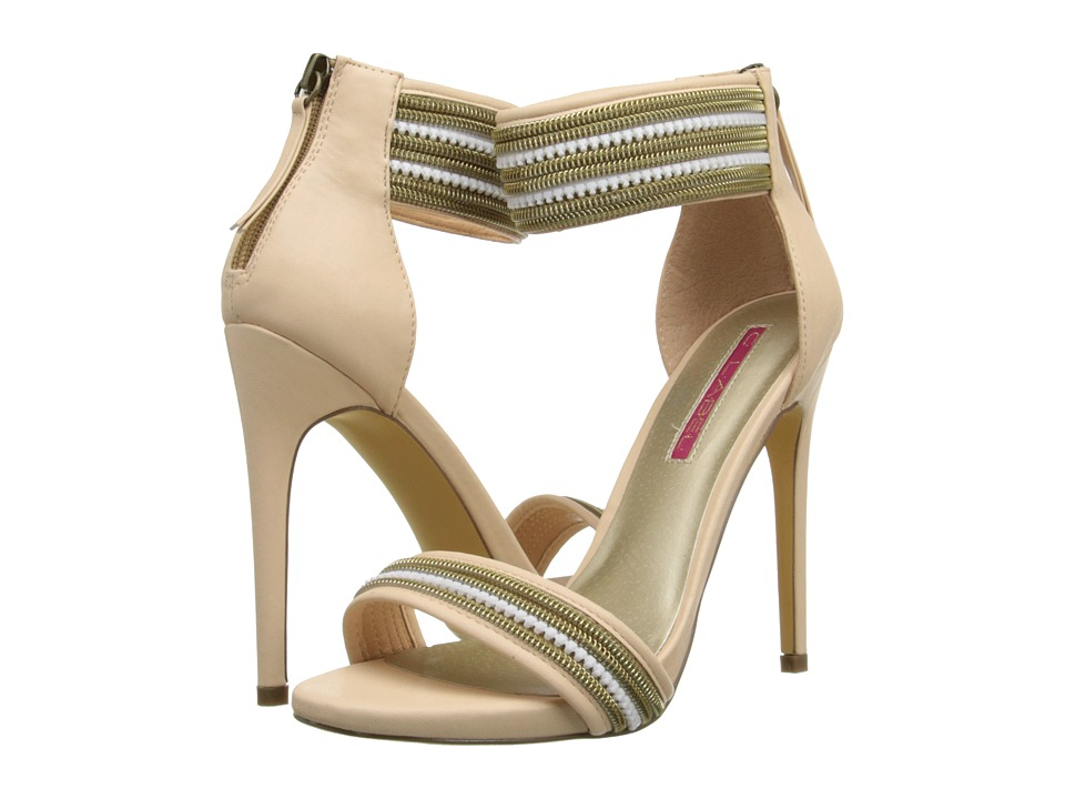 C Label - Olive-21 (Nude) High Heels