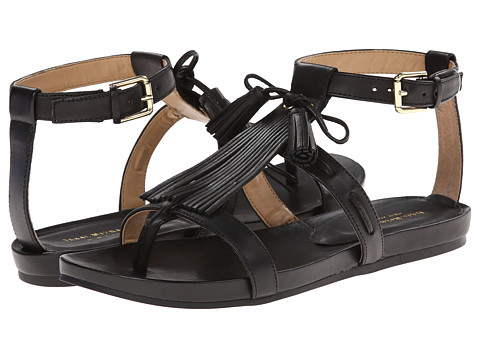 Isaac Mizrahi New York - Primp (Black) Women's Sandals