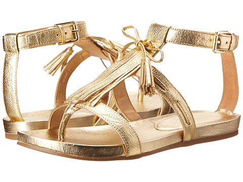 Isaac Mizrahi New York - Primp (Gold) Women's Sandals