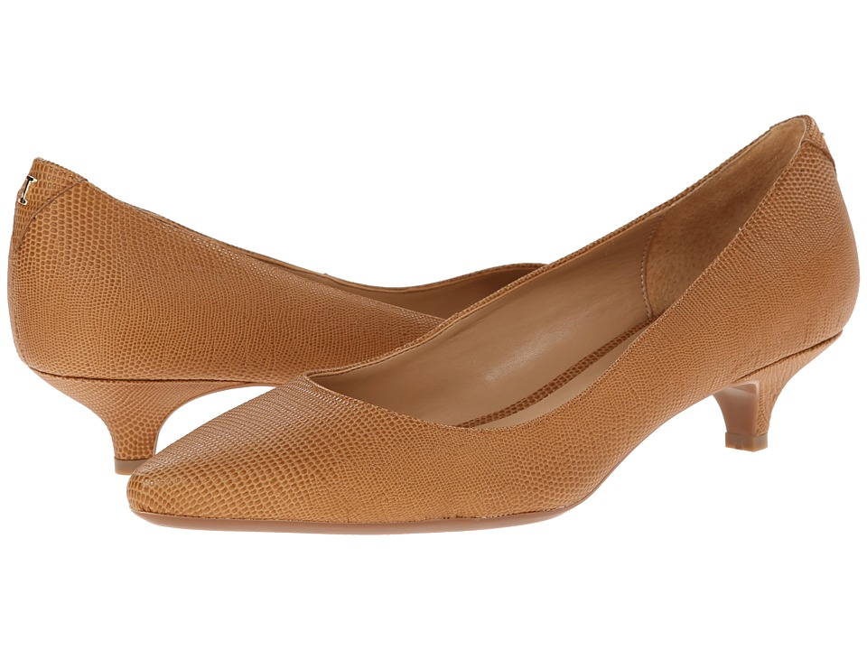 Isaac Mizrahi New York - Gabriel 3 (Medium Brown Lizard) Women's 1-2 inch heel Shoes