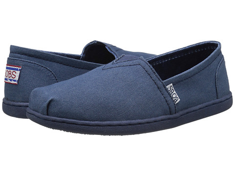 BOBS from SKECHERS - Bobs Bliss - Spring Step (Navy) Women