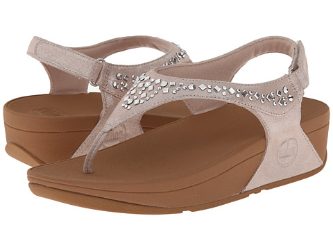 FitFlop - Novy Sandal (Nude) Women's Sandals
