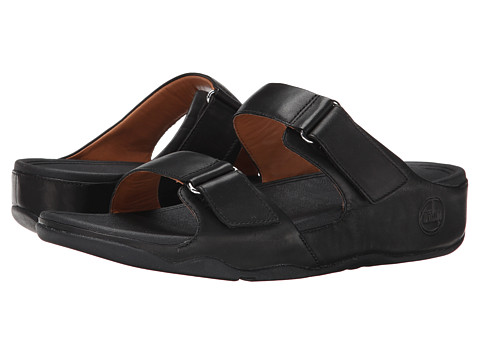 FitFlop - Goodstock (Black) Women's Sandals