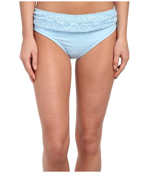 Athena - Gazebo Banded Pant (Blue) Women's Swimwear