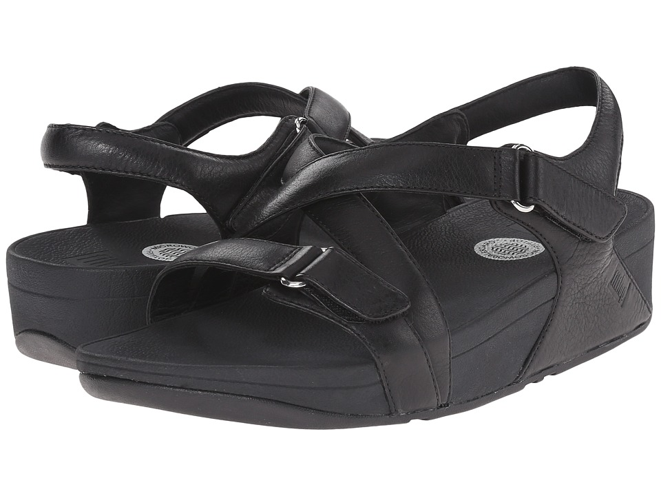 FitFlop - The Skinny Sandal (Black) Women's Sandals