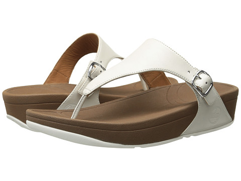 FitFlop - The Skinny (Urban White) Women's Sandals