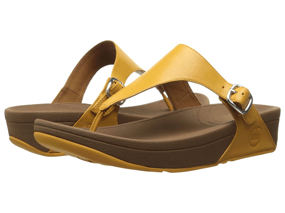 FitFlop - The Skinny (Sunflower) Women's Sandals