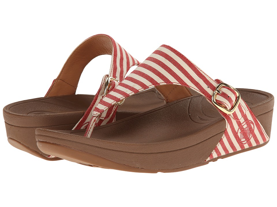 FitFlop - The Skinny (Red) Women's Sandals