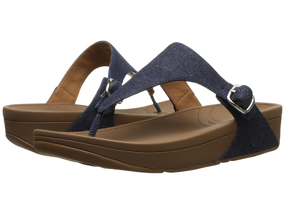 FitFlop - The Skinny (French Navy) Women's Sandals