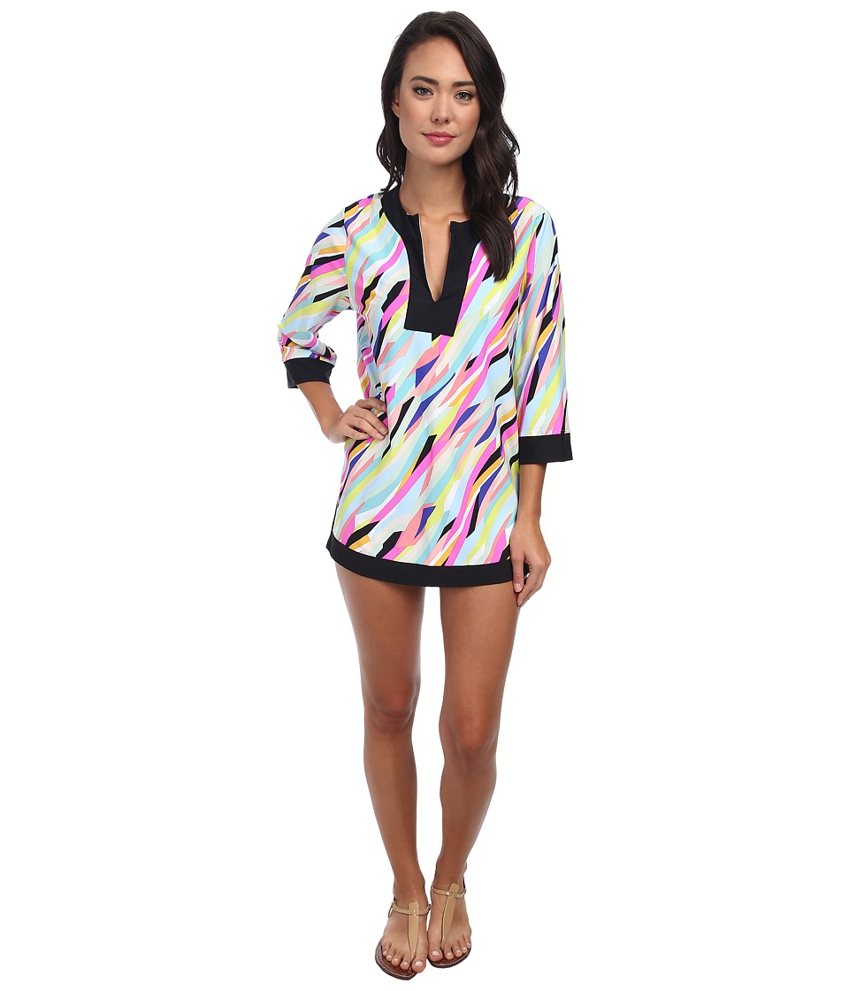 Athena - Rio Tunic Cover-Up (Multi) Women's Swimwear