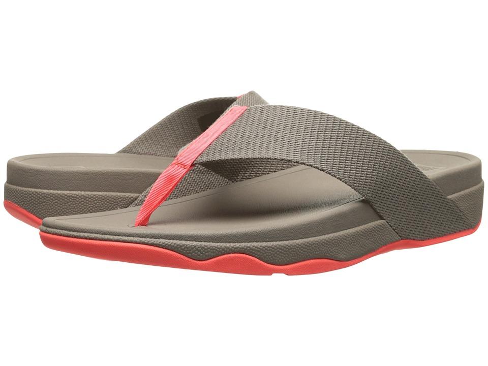 FitFlop - Surfa (Mink) Women's Sandals