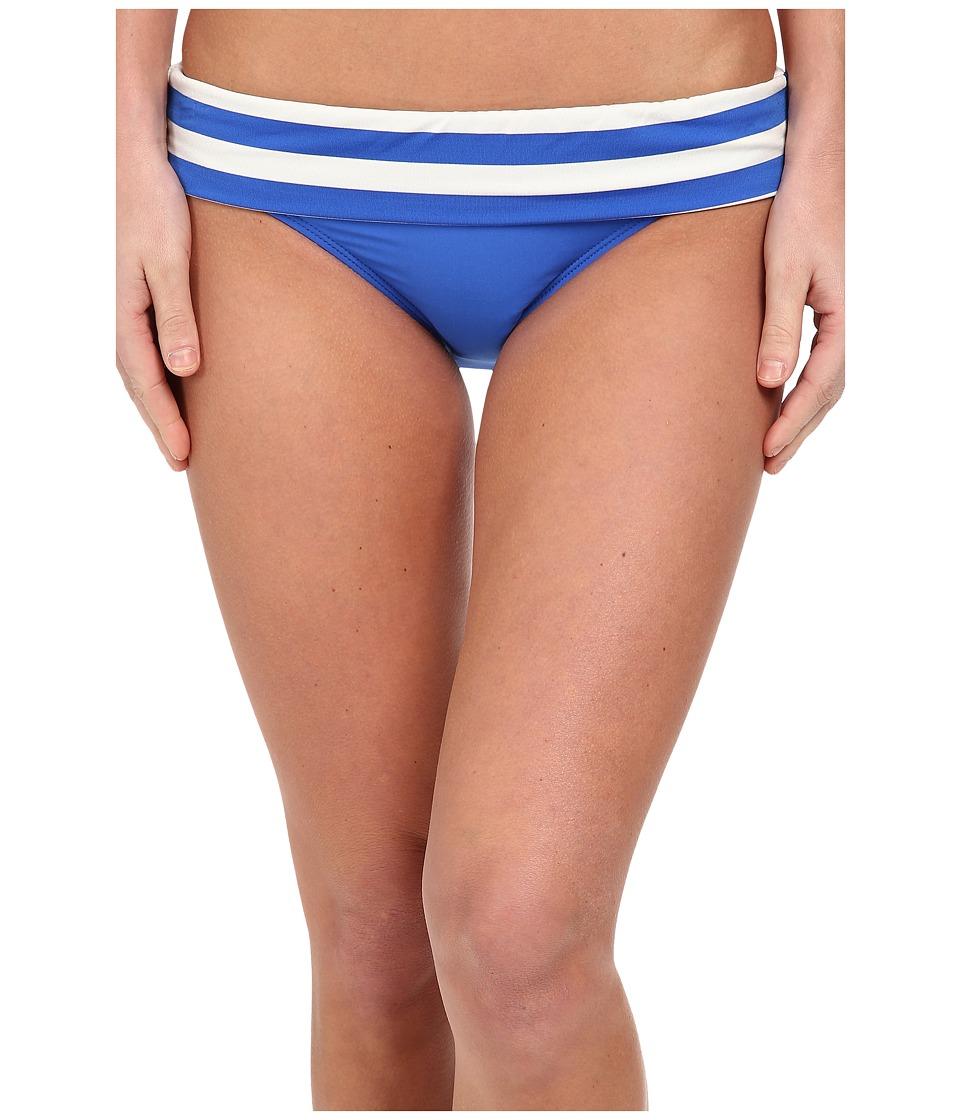 Ella Moss - Cabana Banded Pant (Deep Blue) Women's Swimwear