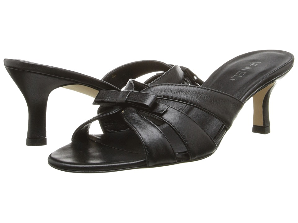 Vaneli - Mallory (Black Nappa Leather) Women's Shoes