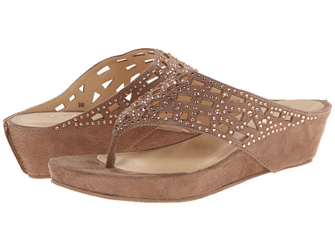 Dirty Laundry - DL Norah (Taupe) Women's Sandals