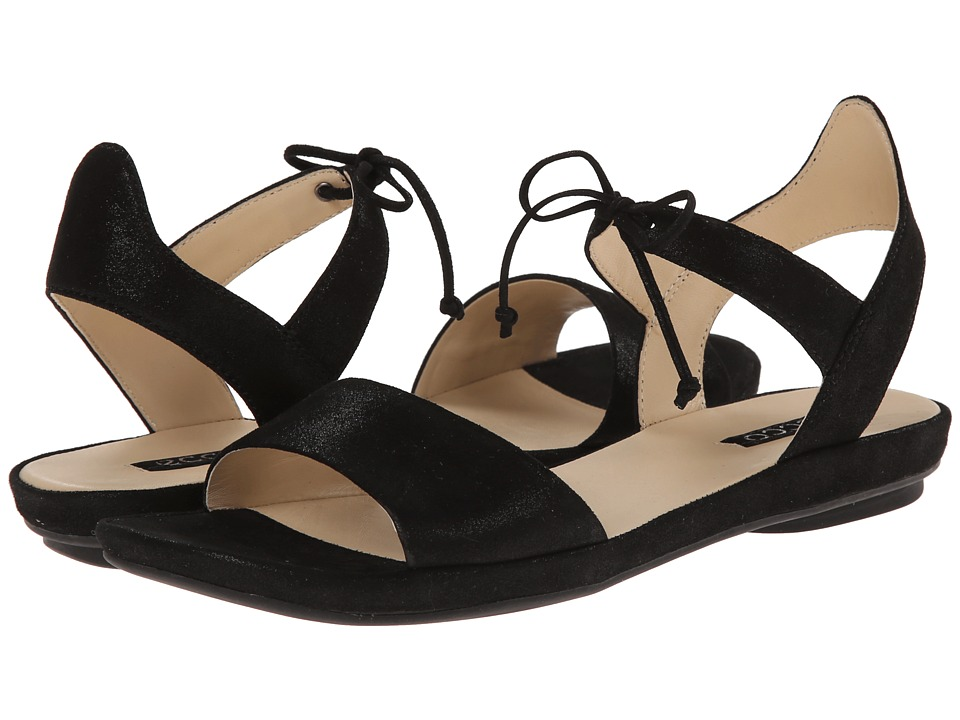 ECCO - Tabora (Black) Women's Sandals