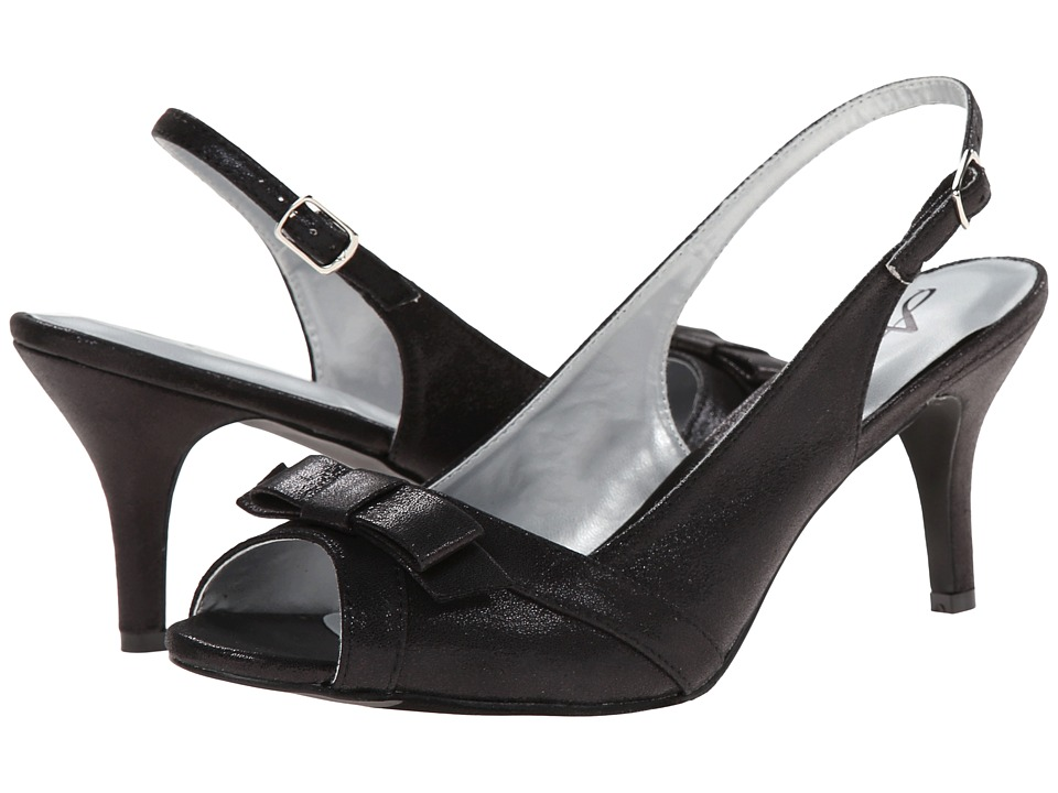 Annie - Lisa (Black) High Heels
