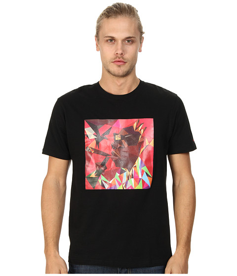 Staple - Picasso Biggie Tee (Black) Men's T Shirt