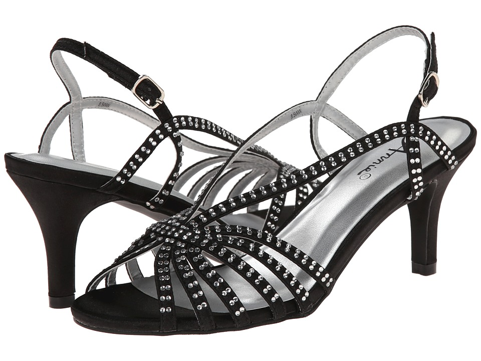 Annie - Lance (Black) Women's Sandals