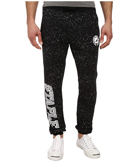 Staple - Breakaway Sweatpant (Black) Men