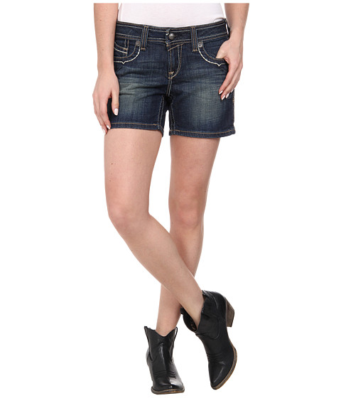 Ariat - Ruby Serpentine Short in Bluebell (Bluebell) Women's Shorts