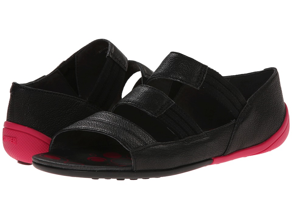 Camper - Peu Circuit - 22114 (Black) Women's Shoes