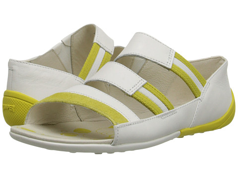 Camper - Peu Circuit - 22114 (White Natural) Women's Shoes