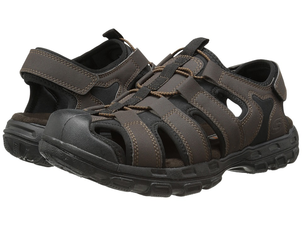 SKECHERS Gander (Chocolate) Men