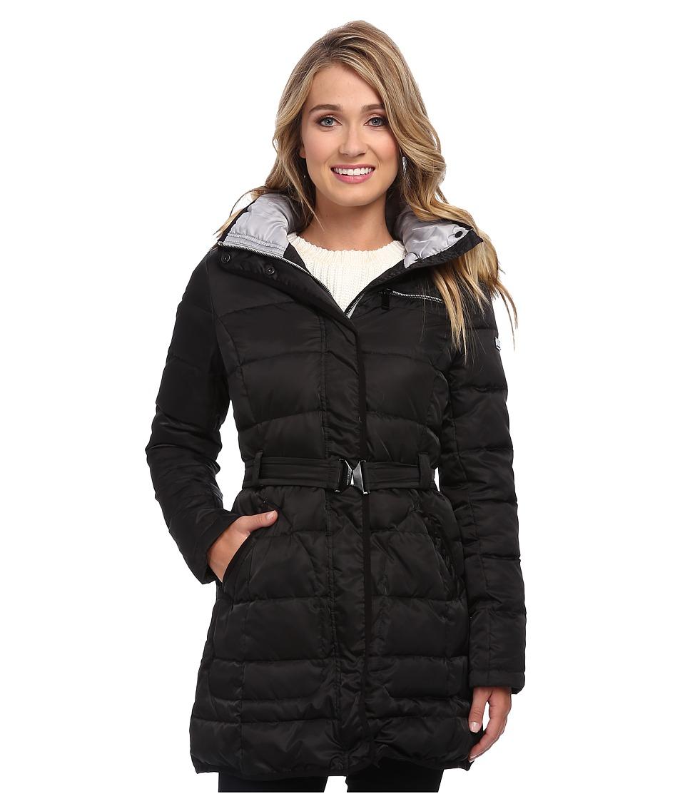Vince Camuto - G1701 (Black) Women's Coat