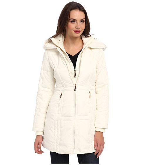 Vince Camuto - G8191 (Winter White) Women's Coat