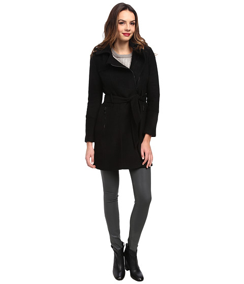 Vince Camuto - G8131 (Black) Women's Coat