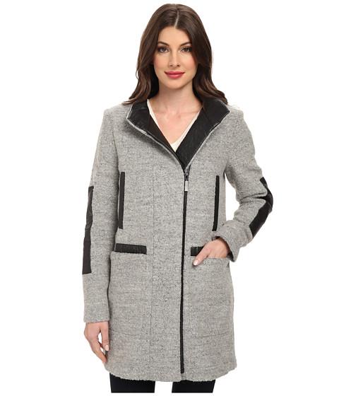 Vince Camuto - G8271 (Light Grey) Women's Coat