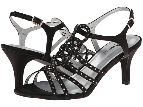 Annie - Lax (Black) High Heels