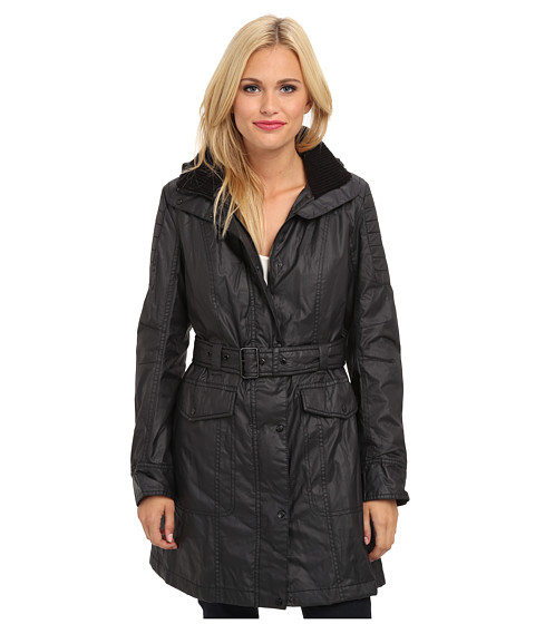 Vince Camuto - G8871 (Black) Women's Coat
