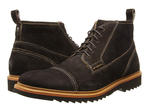 Robert Graham - Bedford (Dark Brown) Men's Boots