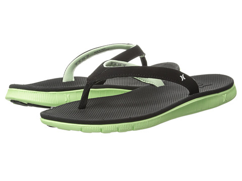 Hurley - Flex Sandal (Vapor Green) Women's Sandals