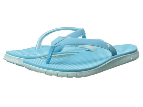 Hurley - Flex Sandal (Ice Blue) Women's Sandals