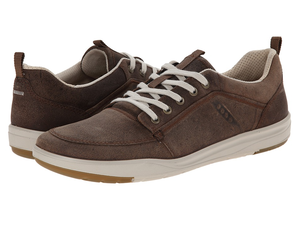 ECCO - Eldon Marina (Birch/Dried Tobacco) Men