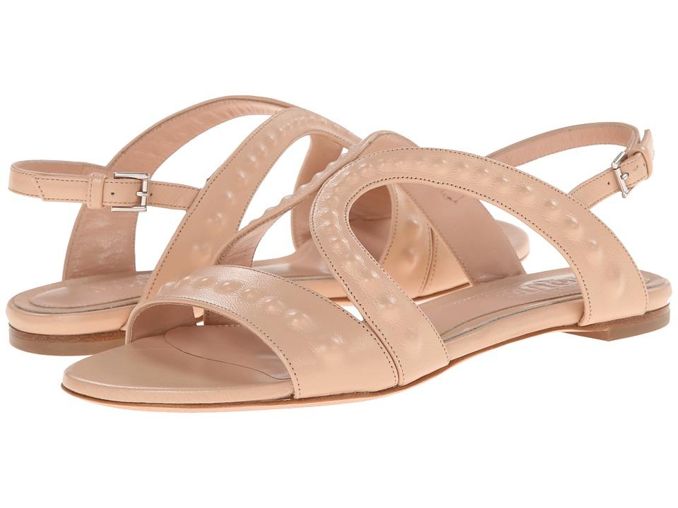 Alexander McQueen - Sandal Pelle S. Cuoio (Boudoir 151) Women's Sandals