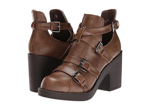 C Label - Mercy-3 (Brown) Women's Boots