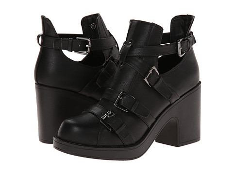 C Label - Mercy-3 (Black) Women's Boots