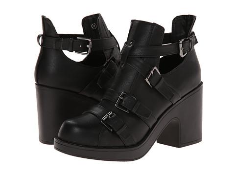 C Label - Mercy-3 (Black) Women's Boots
