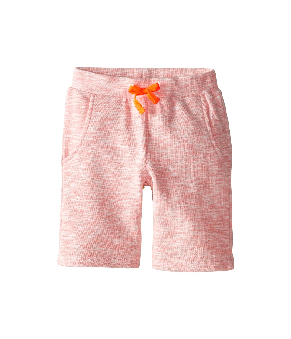 Stella McCartney Kids - Pepper Baby Knit Shorts (Infant) (Orange Sorbet) Girl's Shorts
